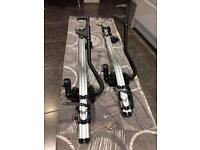 2 Thule-591 ProRide cycle carriers