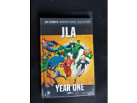 "DC COMICS Graphic Novel ""JLA YEAR ONE PART 1"" Vol. 7"