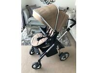 Silver Cross Pioneer Pushchair For Sale