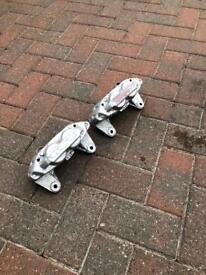 Subaru Impreza 4-Pot brake calipers