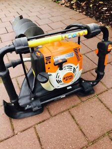STIHL Post Hole Digger Hire