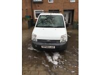 Ford transit connect van 2.0