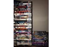 102 dvds / box sets