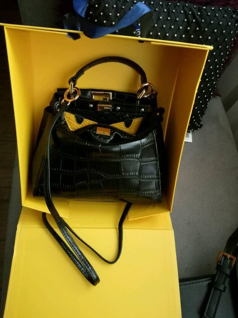 Images Of Fendi Monster Bag