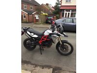BMW F800GS full bmw service history, sat nav loads of extras