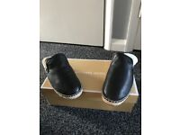 Brand New Michael Kors Backless Mules Size 41
