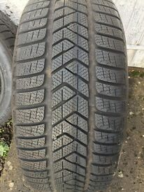 2 x Winter Tyres - Vauxhall Insignia