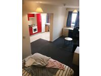 Large Studio available NOW / Unite Student accommodation/ Mile End/ opposite Queen Mary University