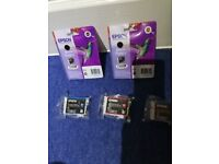 Genuine Epson Claria Ink Cartridges