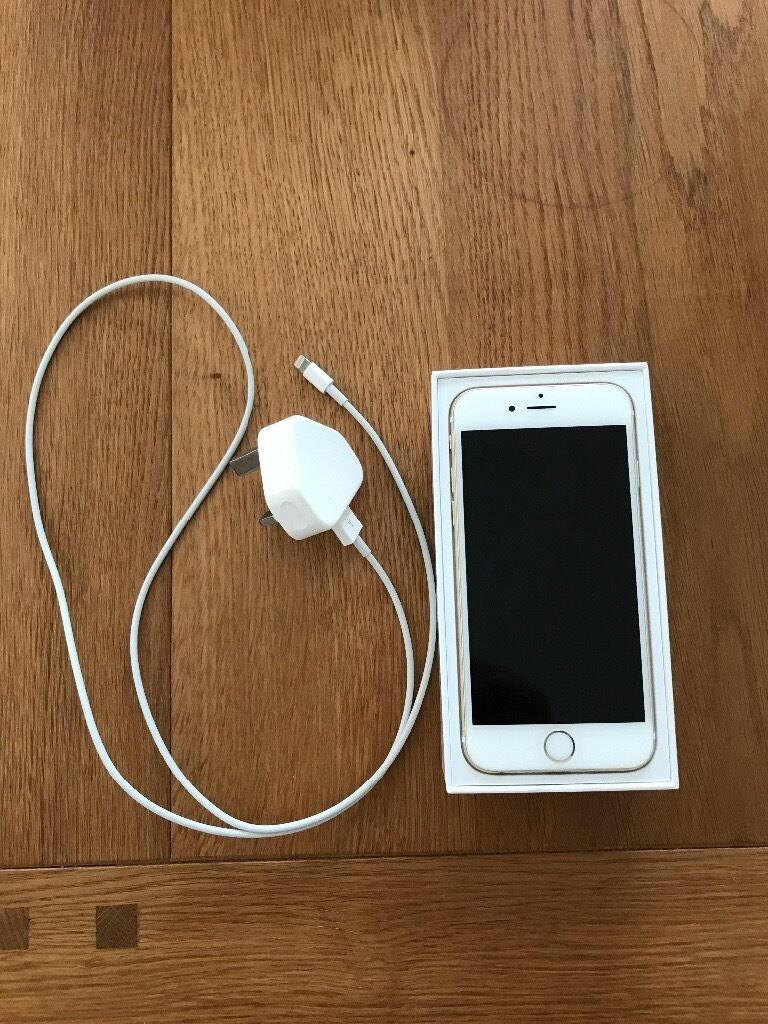 Used Iphone 6 Gold 16gb For Sale In Bonnyrigg Midlothian Gumtree