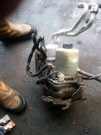 ford focus power stressing pump