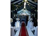 WOW WEDDING STAGE. CENTREPIECE STYLING