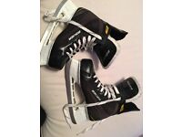 Bauer 140 ice hockey skates skating 5R 5.5 great condition