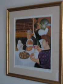 BERYL COOK SIGNED LIMITED EDITION PRINT
