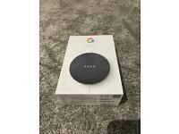Google Nest Mini - Charcoal - 2nd Generation -NEW