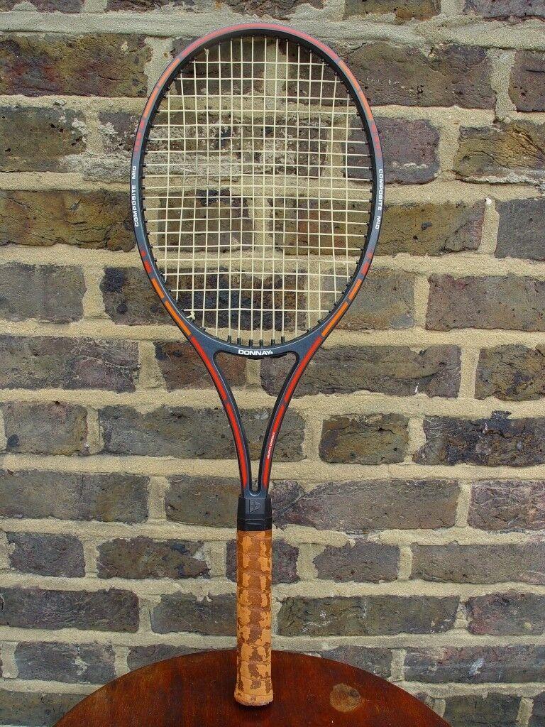 The Best Donnay Tennis Racket Excellent Superb S