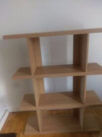 MISAKI-4 TIER OPEN SHELVING UNIT