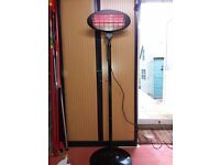 PATIO HEATER ELECTRIC WITH 3 HEAT SETTINGS