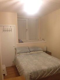 Double room for let in friendly flat share £368 per month
