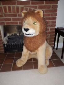 Large lion for sale