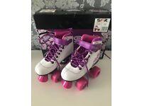 SFR roller boots