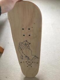 """RipNDip (Rip N Dip) Lord Nermal Skateboard (8.5""""x 31.75"""") with Venture trucks and Alien wheels"""
