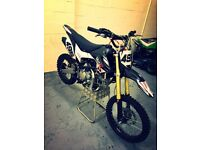 SALE SAVE £100! MotoX1 YX 160 160cc pitbike dirtbike