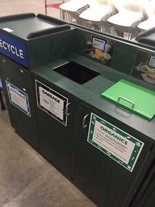 Used Recycle / Garbage Bin Container for sale -- price reduced