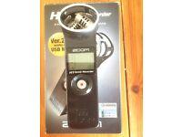 Zoom H1 Live recorder