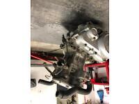 Yamaha wr/yzf/R125 Engine