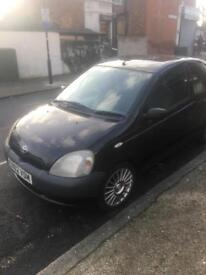 Toyota Yaris 1.0 2002 £495
