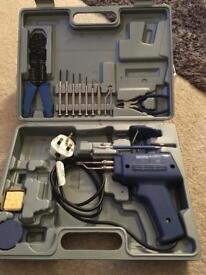 17 piece soldering kit