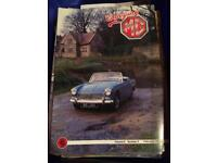 MG magazines for sale