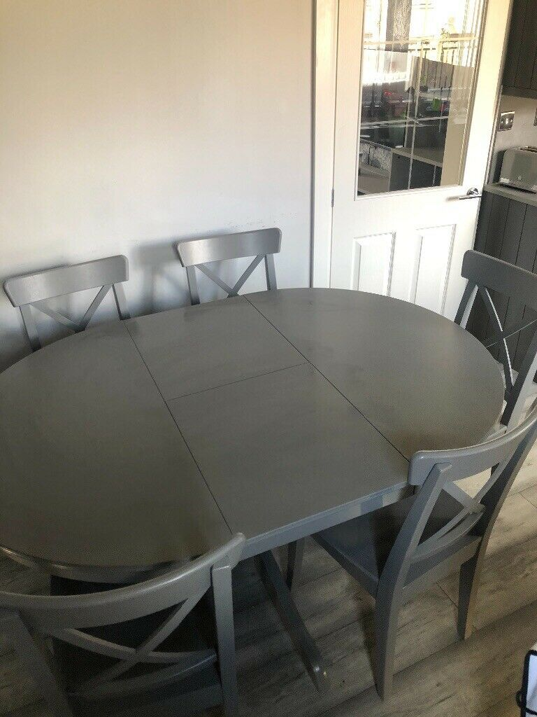 Kitchen table and chairs   in Blantyre, Glasgow   Gumtree