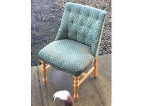 11 x Decorative chairs