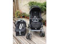 Mamas & Papas buggy/baby carrier/car seat