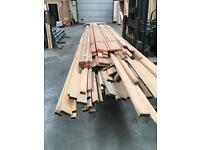 Job Lot - Solid Mixed Hardwood Offcuts - European Oak/Cedar
