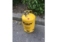 Gaslow gas bottle