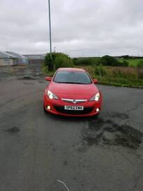 Vauxhall Astra Gtc Sri 1.4 turbo ( Red ) 46500 mls