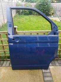 Vw t5 drivers door