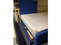 Double bed only £320 Mattress from £80