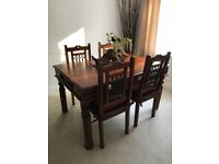Dining Table & Sideboard