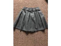 Girls school skirt aged 3