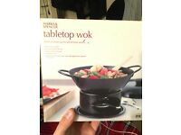 Marks and Spencer Tabletop Wok
