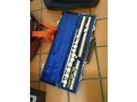 Gemeinhardt M2 silver-plated flute in case central London bargain
