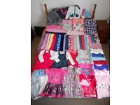 Girls clothes size 2-3 years