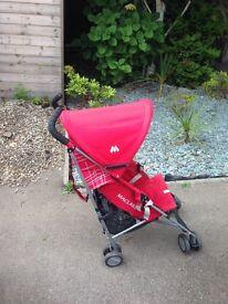 Maclaran buggy stroller