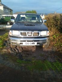 Nissan navara 2.5 pick up