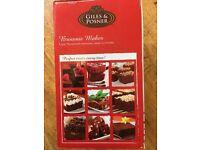 Giles & Posner Brand New Brownie Maker