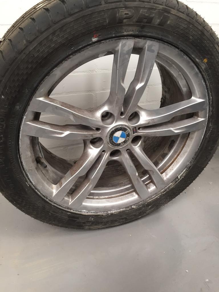 BMW 4 wheels